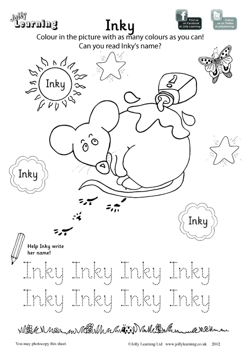 Resource bank for teachers and parents - Jolly Phonics